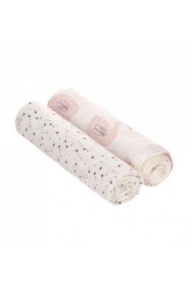 Pack Muselinas Bambu