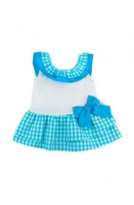 Vestido bebe verano 531AZ