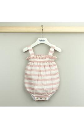 Pelele bebe niña verano 31599PL