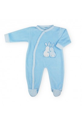 Pijama bebe tundosado 483AZ