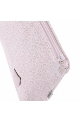 Bolsa aseo bebes rosa