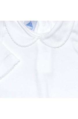 Body bebe blanco cuello