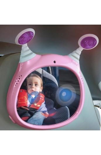 Espejo retrovisor para tu bebe en el cotche for Espejo bebe coche