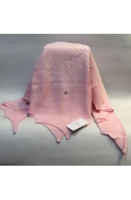 Toquilla verano rosa