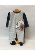 Pijama tundosado